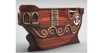 schiff centrum projektowania i budowy prototyp w frezowanie cnc modele 3d drukowanie 3d. Black Bedroom Furniture Sets. Home Design Ideas